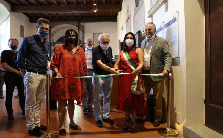 Inaugurazione della mostra la Terra (Ri)trovata