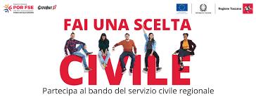 Il nuovo BANDO per il SERVIZIO CIVILE REGIONALE